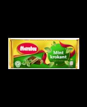 Marabou Mint Krokant piimašokolaad 200 g