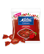 Kalev Caramel barbarissimaitselised karamellid 120 g