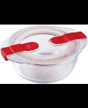 Vorm Cook-Heat 12 cm / 0,35 l kaanega, klaas