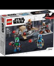 75267 Star Wars Mandaloriani lahingukomplekt