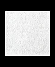 Salvrätik 33cm 15tk valge