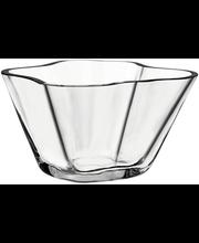 Klaaskauss Aalto 75 mm, läbipaistev