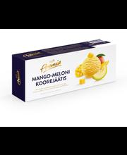 Mango-meloni koorejäätis, 1 l