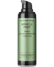 Meigialuskreem Miracle Prep Colour-correcting+ cooling 30ml