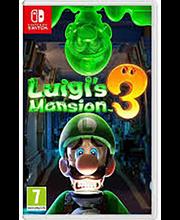 NSW mäng Luigi`S Mansion 3