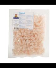 Kooritud krevetid, 400 g