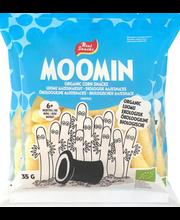 Moomin maisipulgad 35 g