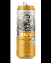 Karl Friedrich Helles õlu 4,6% 568ml
