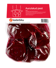 Kooritud ja aurutatud punapeedid, 500 g