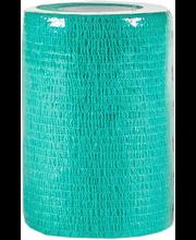 Tugiside 7,5 cm x 4,5 m, isekinnituv türkiis