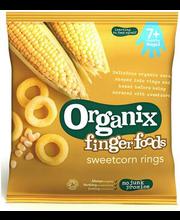 Organix maisirõngad 20 g, alates 7-elukuust