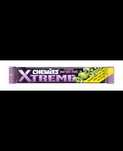 Chewits Xtreme Tutti Frutti närimiskompvek 30 g