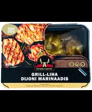 Grill-liha dijoni marinaadis 500 g