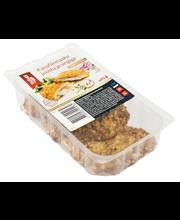 Tallegg kanafileetasku juustu ja singiga 430 g