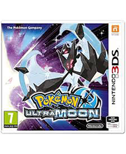 Nintendo 3DS mäng Pokémon Ultra Moon