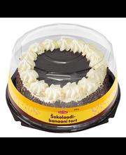 Šokolaadi-banaani tort 650 g