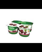 Activia jogurt 4x120g, kirsi