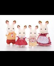 Jänesed Chocolate Rabbit Family