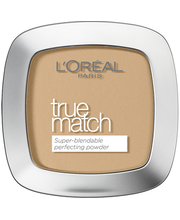 Kompaktpuuder True Match Powder W3 Golden Beige