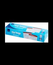 Taassuletav kott 2,5 l 25 tk