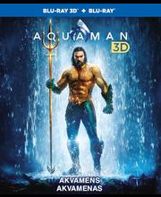 BR Aquaman 2D+3D