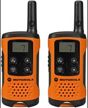 Raadiotelefonikomplekt Motorola TLKR T41, oranž