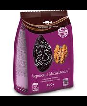 O`Zera Must ploom kreekapähkliga šokolaadiglasuuris 200 G