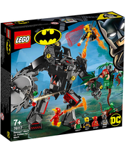 76117 Super Heroes Batman Mech vs. Poison Ivy Mech