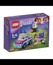 Lego Friends Olivia uurimisauto 41116