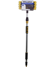 Pesuhari Teleskoopvarrega 100-165 cm