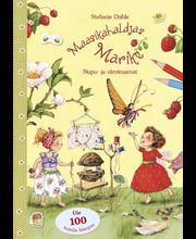 Maasikahaldjas Marike. Nupu- ja värviraamat
