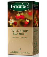Taimetee metsamarjad Rooibos 25 x 1,5 g
