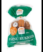 Pärnu rukkileib, 260 g