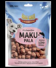 Hau-Hau Champion gluteenivaba maiuspala koertele lõhega 120g
