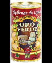 ORO VERDE Oliivid Sinihallitusjuustutäidisega 350/150 g