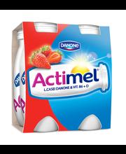 Maasika jogurtijook, 4 x 100 g