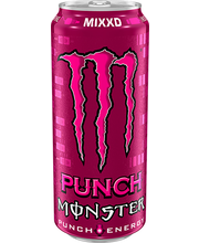 Monster Punch energiajook, 500 ml