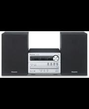 Muusikakeskus SC-PM250EC-S Bluetooth, 20W