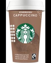 Starbucks Cappuccino kohvijook, 220 ml
