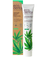 Hambapasta Organic kanepiõliga 75ml