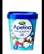 Arla Apetina 3% küüslaugu-peterselli kuubikud soolvees