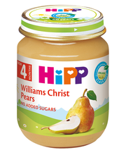Hipp pirnipüree 125 g, alates 4-elukuust