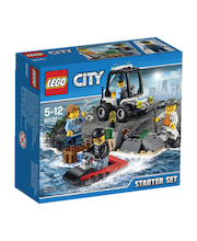 Lego City Vanglasaare põhikomplekt 60127