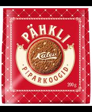 Kalev krõbedad piparkoogid pähklitükkidega, 200 g