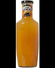 Don Simon Premium Virsikunektar 1 l klaas pudelis