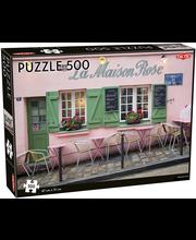 Tactic pusle 500 Pariisi kohvik