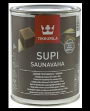 Saunakaitseaine SUPI SAUNAVAHA 1L hall
