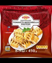 Tomati-mozzarella-pirukad, 450 g