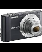 Kompaktkaamera Sony DSC-W810, 6-kordne optiline suum