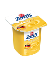 Zottis vaniljedessert
